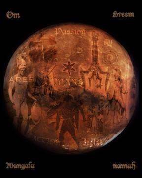 MARS the Wanderer